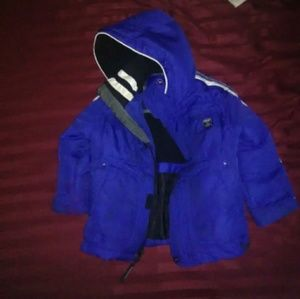Other - Toddler Jacket - Wind & Water Resistant